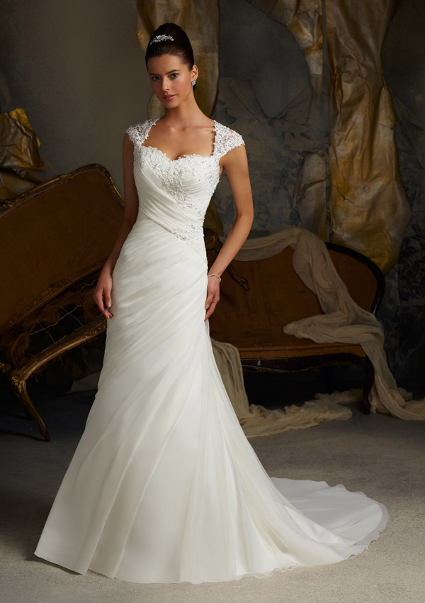 5103 Mori Lee at Aurora Bride