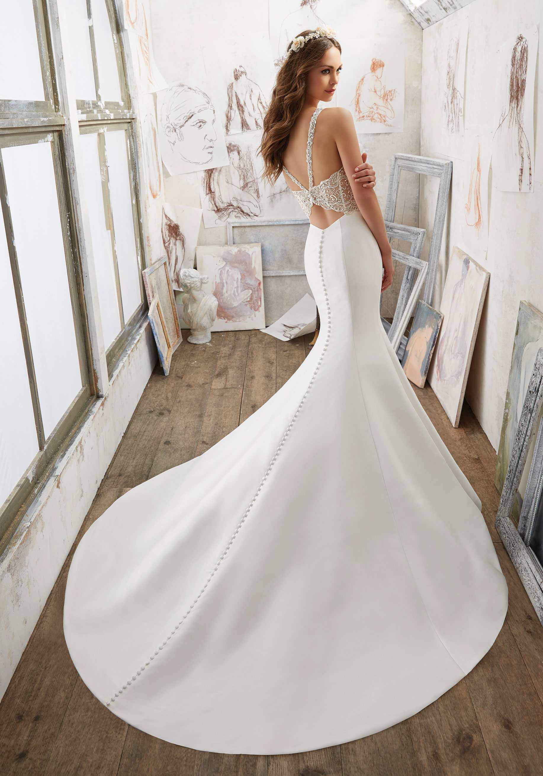 5506 Mori Lee at Aurora Bride