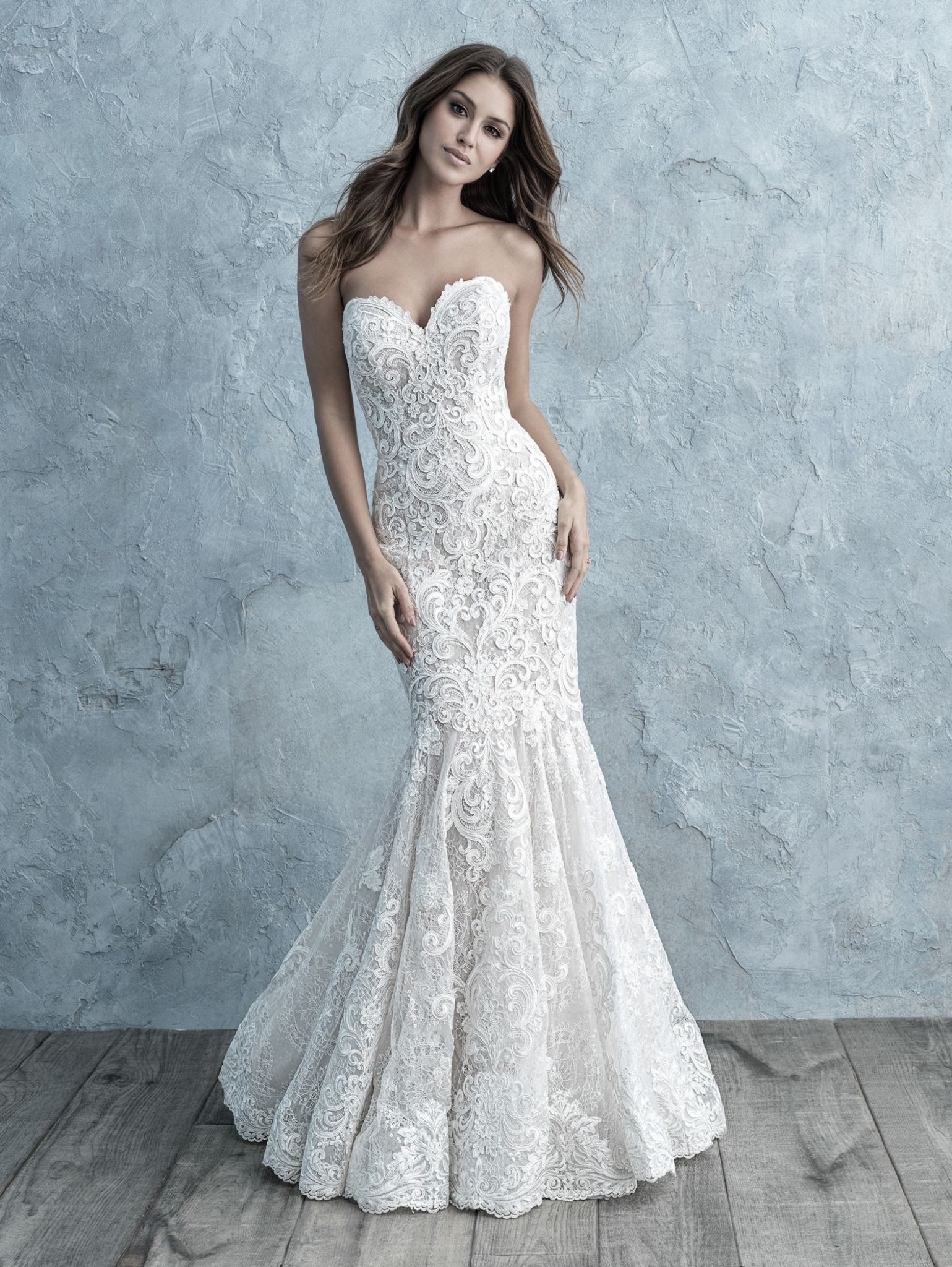 9666 Allure bridals at aurora bride