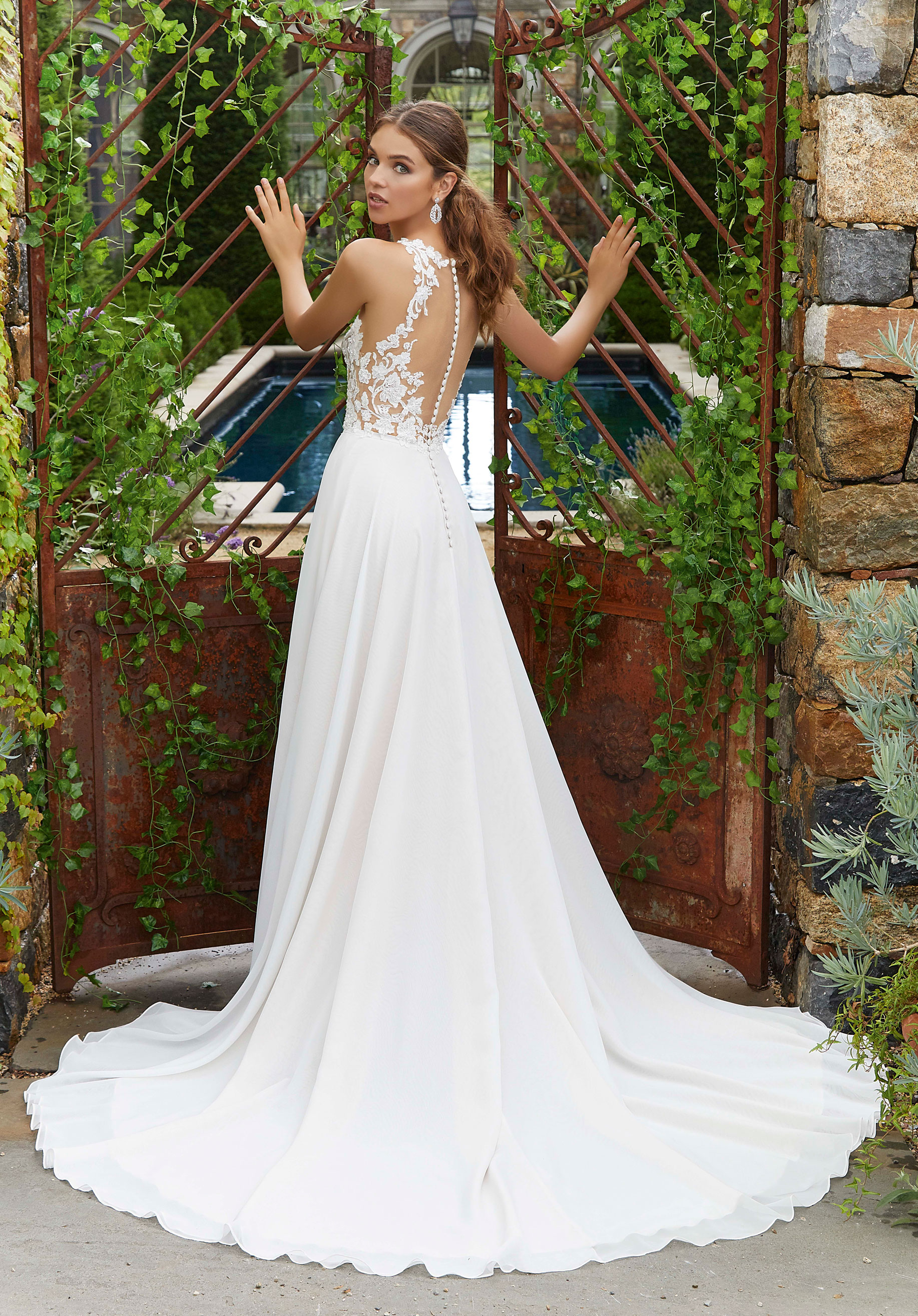 5703 Mori Lee at Aurora Bride