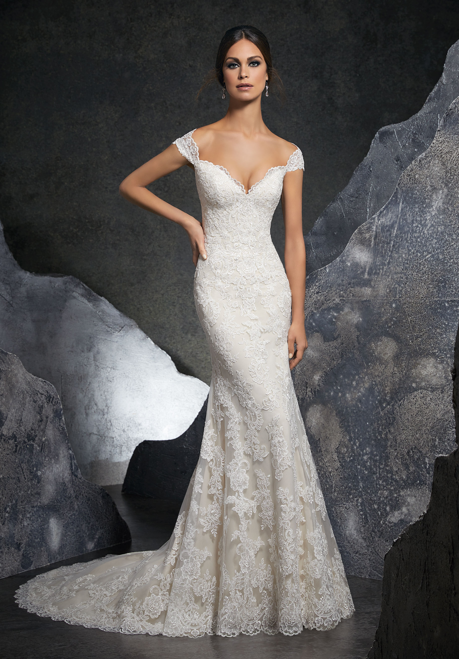 5616 Mori Lee at Aurora Bride