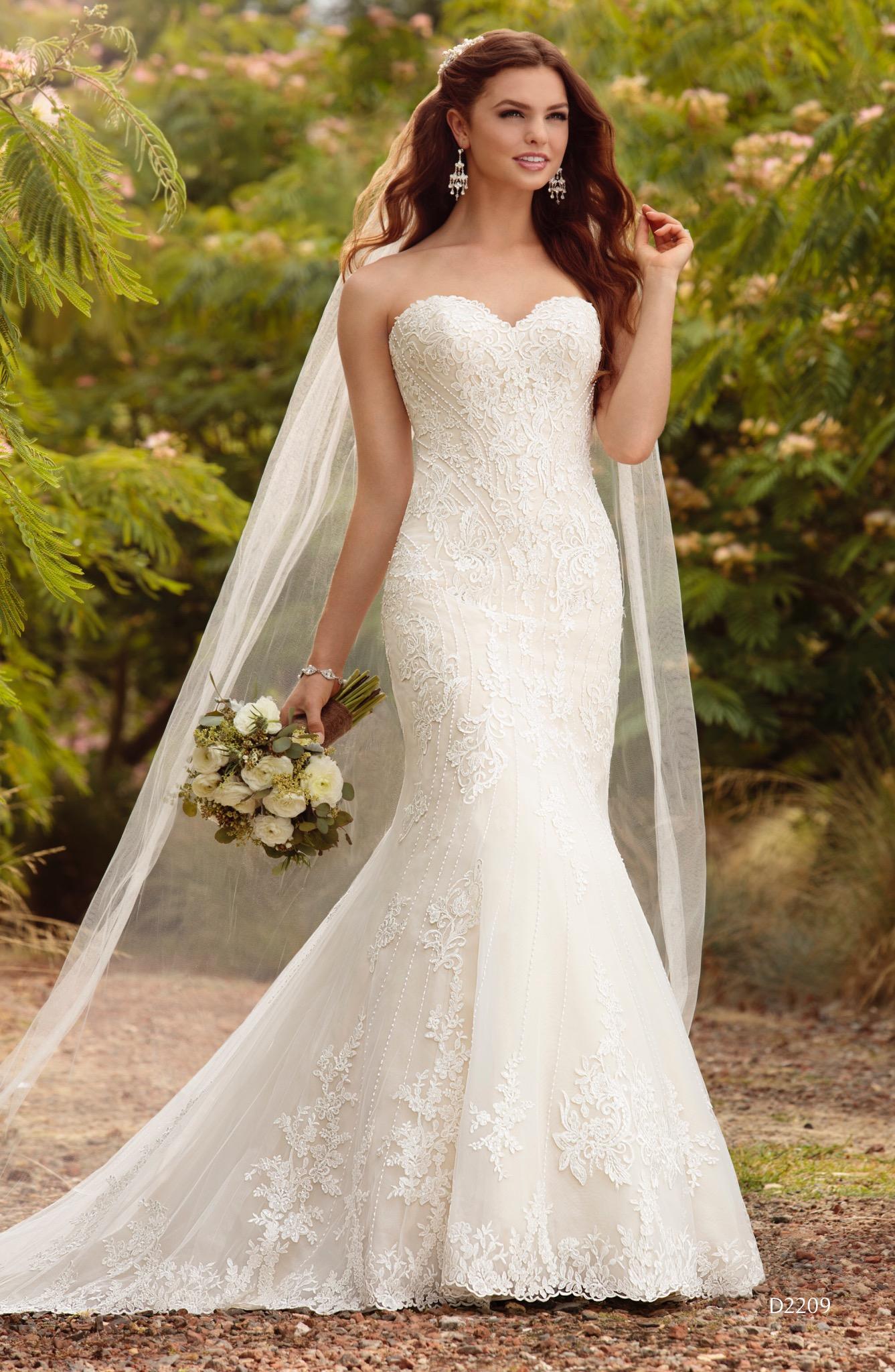 d2209 plus size wedding dresses