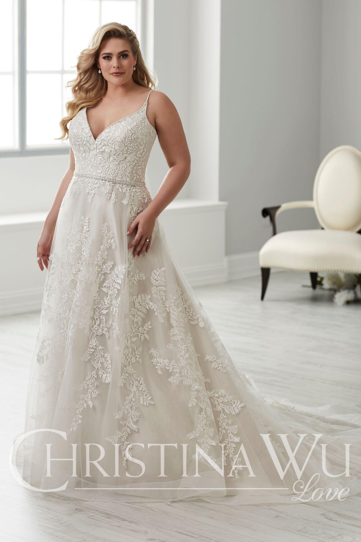 29311 plus size wedding dresses