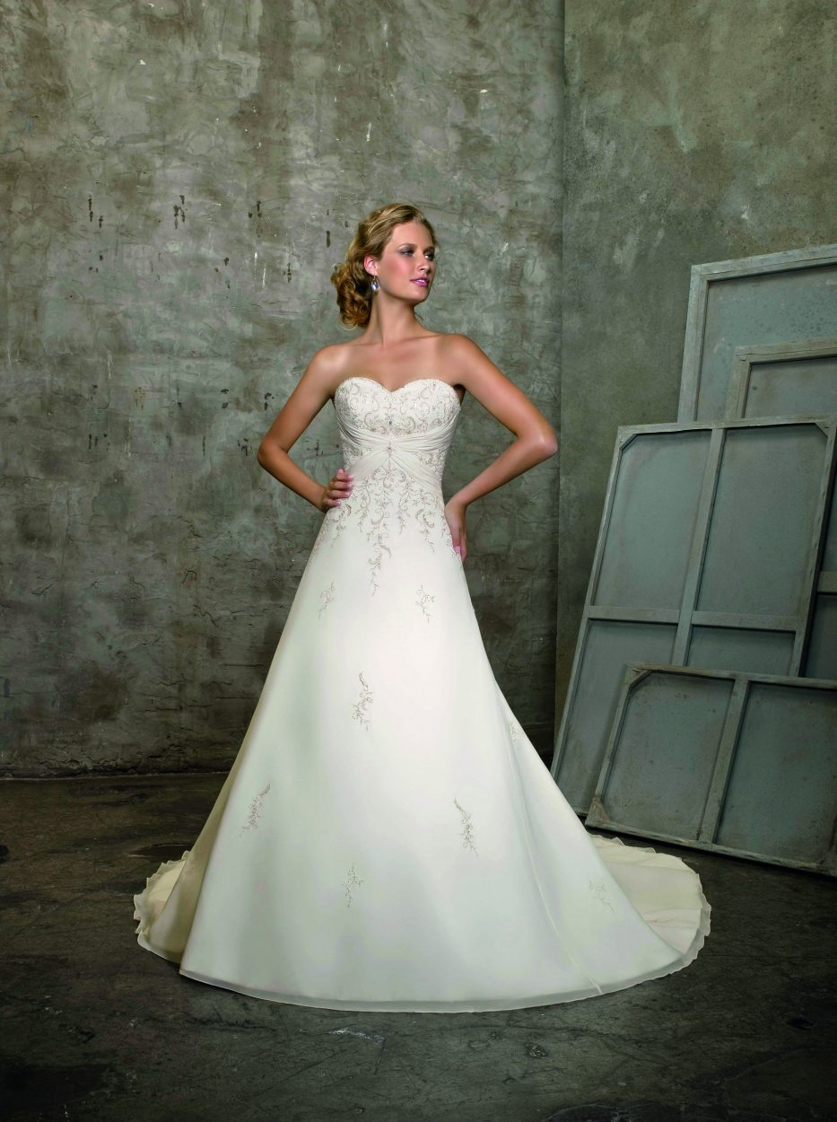2105 Mori Lee at Aurora Bride