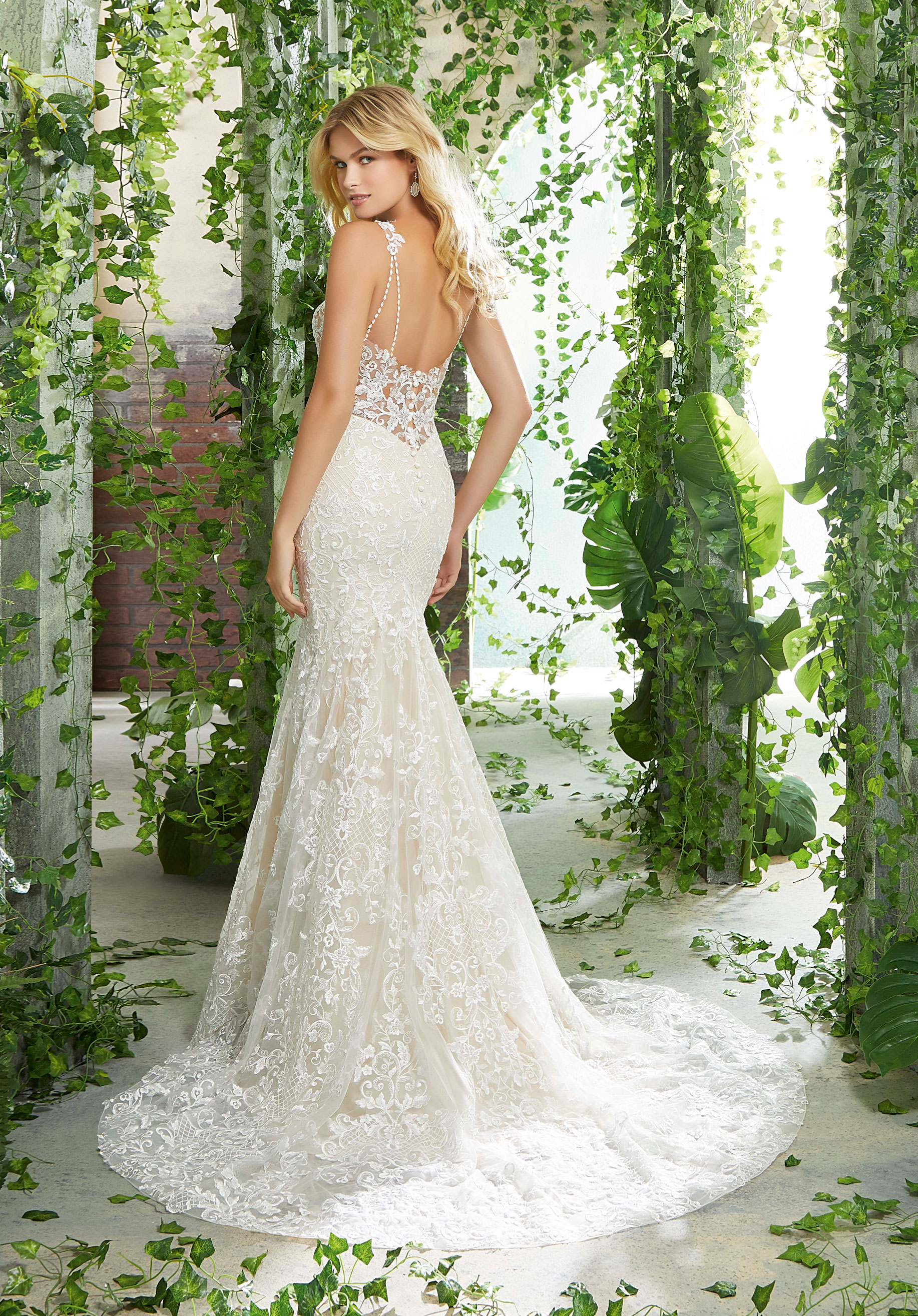 6908 Mori Lee at Aurora Bride