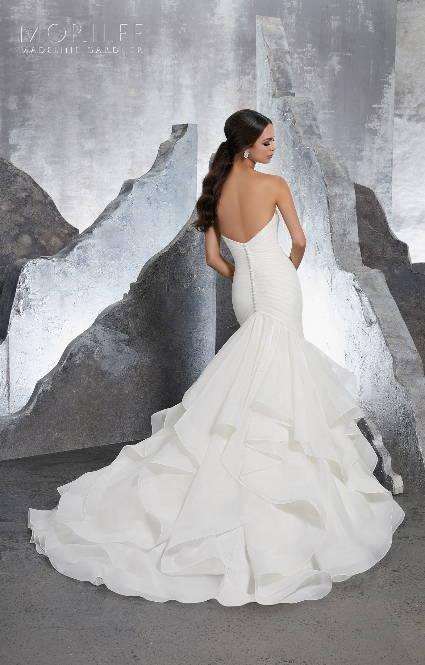 5604 Mori Lee at Aurora Bride