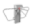 Motorisch angetriebene Einzeldrehsperre Compact Plus, mit Abweisbügeln, 2-Arm oder 3-Arm Variante, Gehäuse beschichet oder aus Edelstahl