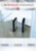 GOTSCHLICH DEUTSCHLAND GmbH, Personenschleusen, Sensorschleusen, Personenvereinzelung, Drehsperren, Zutrittssysteme, Zugangskontrolle, Absicherung