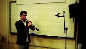 Oboe recording made with reSonare