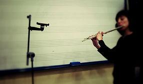 Grabación de Flauta con reSonare