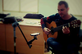 Guitar recording made with reSonare