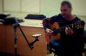 Grabación de Guitarra con reSonare