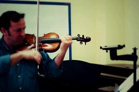 Grabación de Violín con reSonare