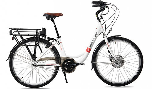 Electric Bike Rental, Full Day
