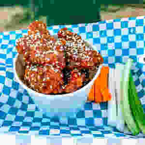 Thai fried chicken Fricken Faco