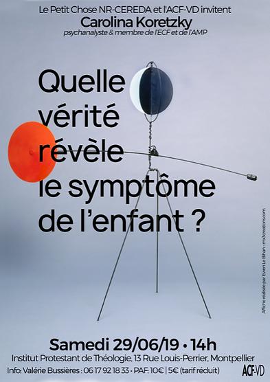 Affiche Le Petit Chose - 2019 v3.png