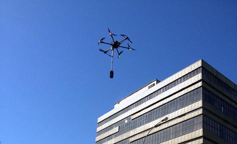 Аэросъемка - технологии съемки видео 360 с воздуха