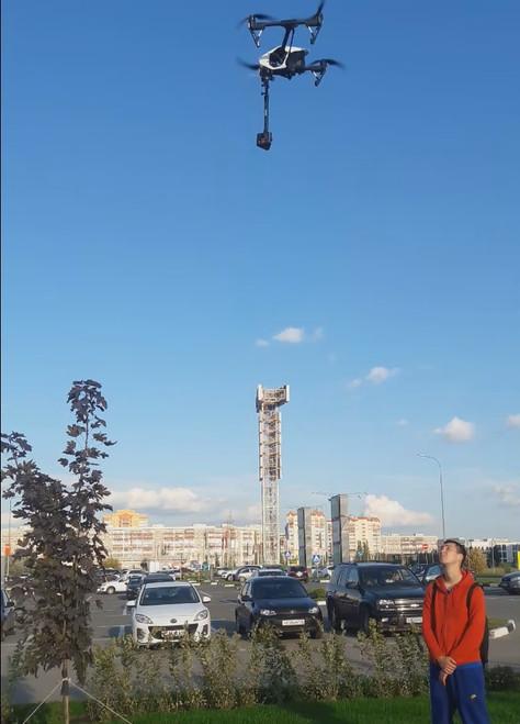 Два дня съемки видео 360 в Казани