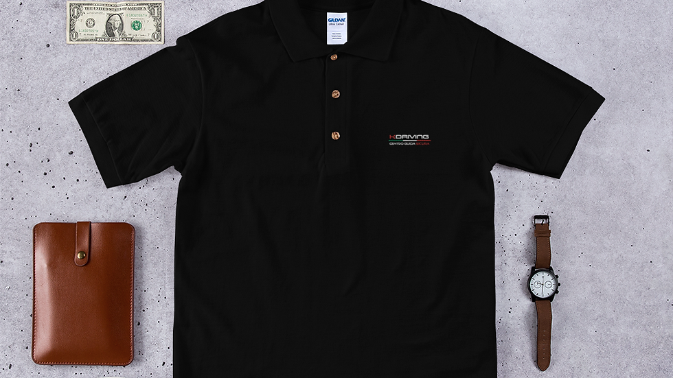 Polo Shirt | Logo KDriving