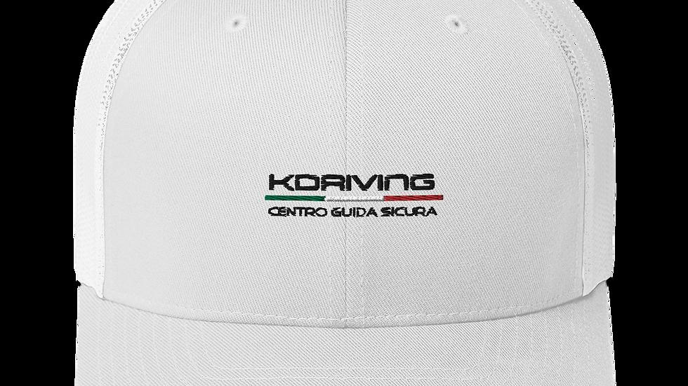Trucker Cap | Logo KDriving Nero