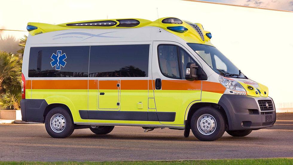 Corso di guida sicura Mezzi di soccorso ed Emergenza