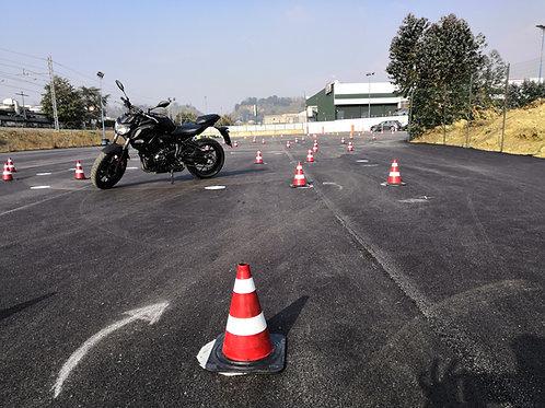 Corso Avviamento alla guida Moto Base 3h