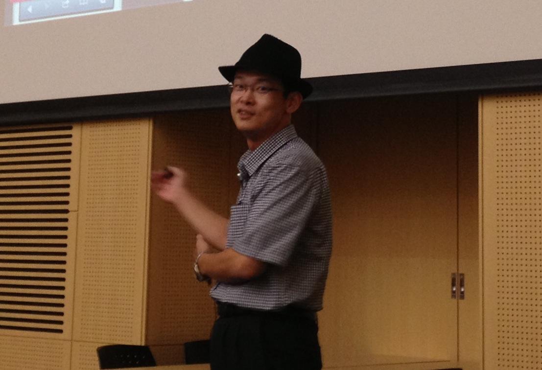 小酒井 正和 先生(玉川大学)