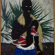 Ubuhle beenkanyezi 1, (2018) _ Oil on canvas _ 119 x 93 cm.jpg
