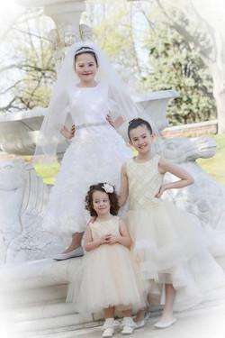 Custom Communion and Childrenswear