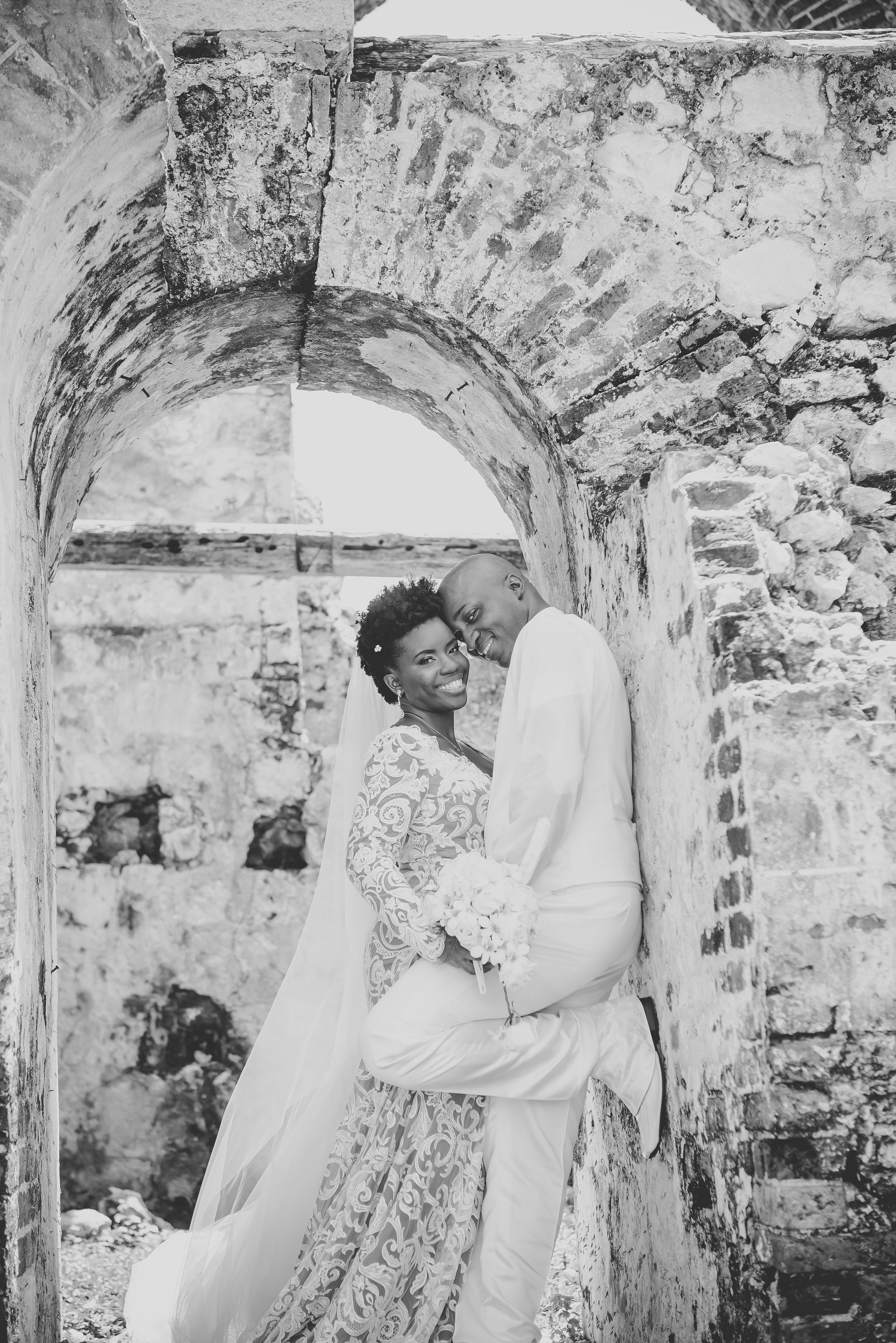 Custom Paula Varsalona Bride