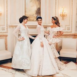 Custom Gowns by Paula Varsalona