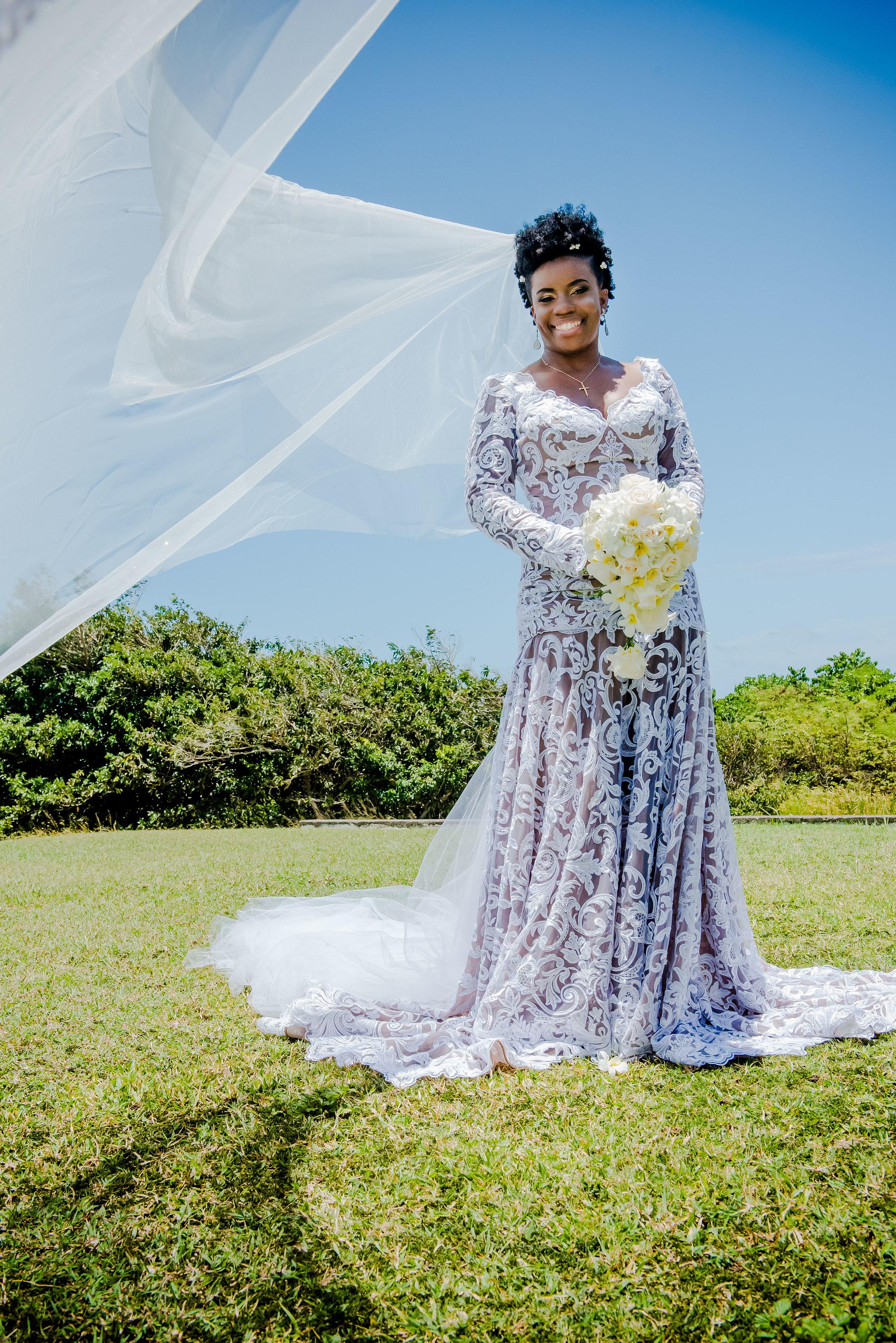 Custom Bride by Paula Varsalona