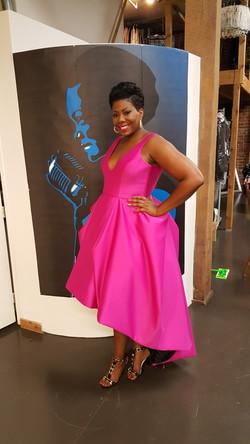 Singer & Actress Eboni Fondren