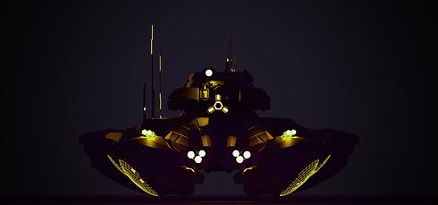 Guard tank front