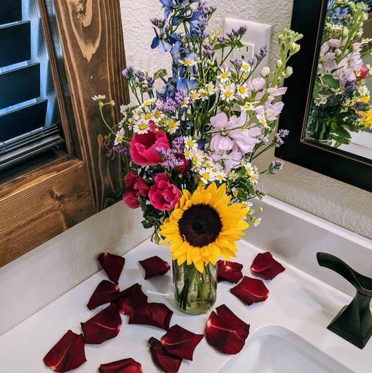 wildflower romance