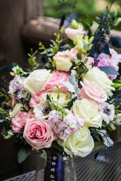 bridal bouquet beauty
