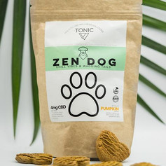 TONIC CBD DOG TREATS