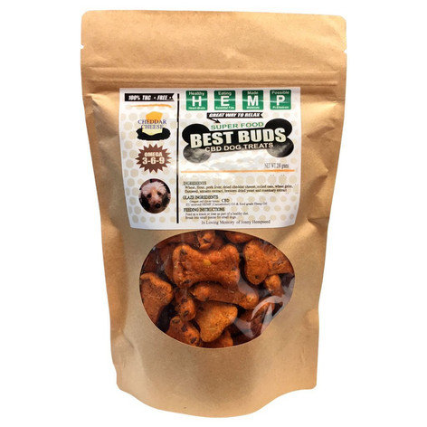 HEALTHY EATING MADE POSSIBLE DOG TREATS
