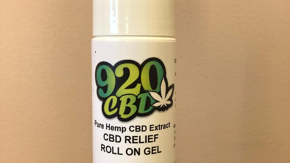 920 CBD Pain Relief Roll On