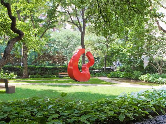 Manhattan Garden Restoration