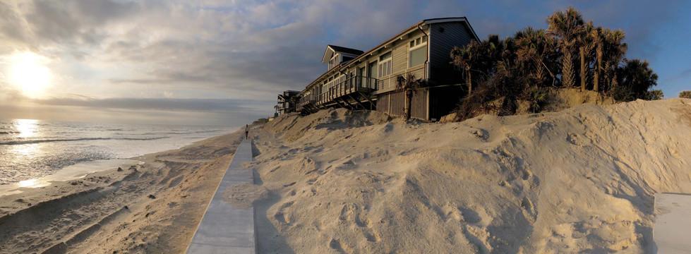 Dune Restoration BEFORE Photo