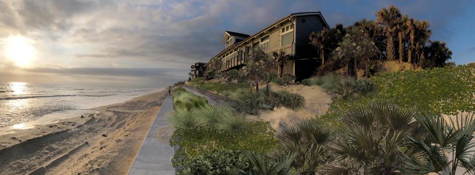 Dune Restoration Concept + Design