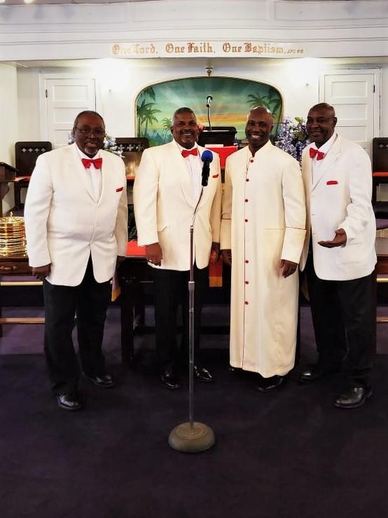 Our Pastor & Deacons