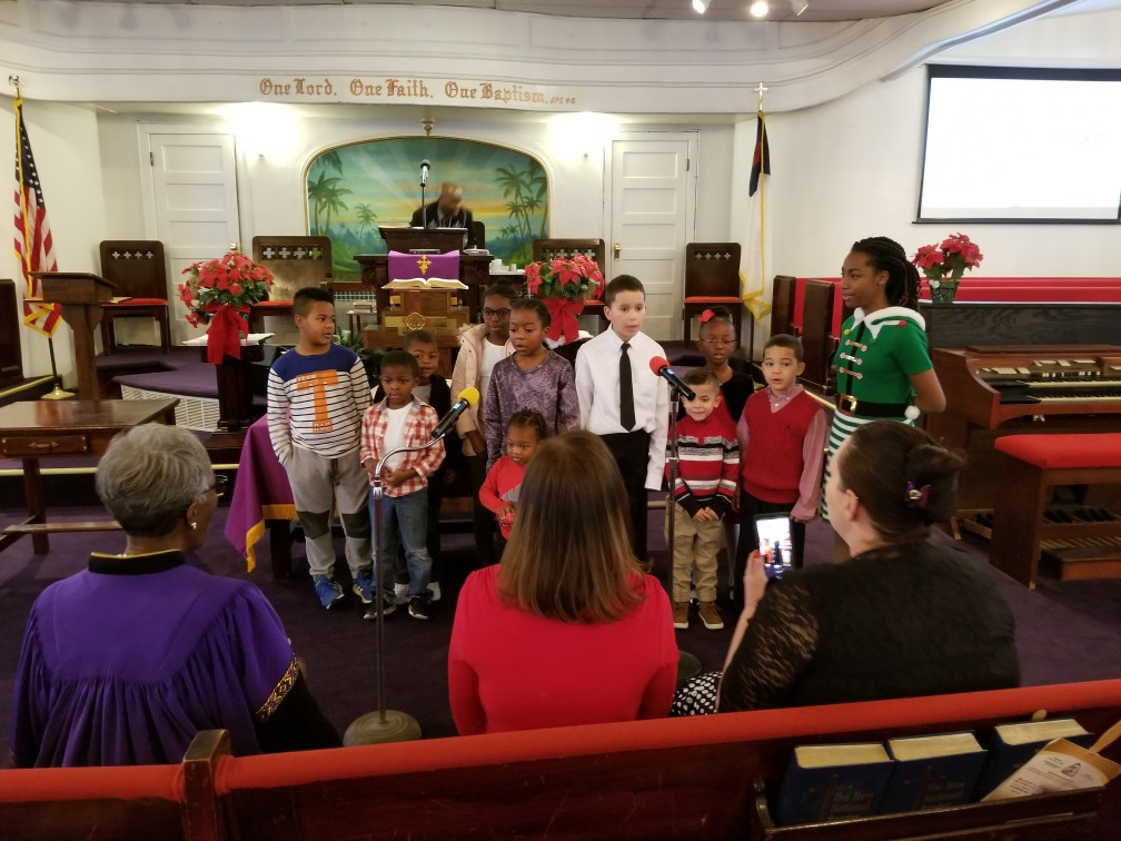 Youth Christmas Program