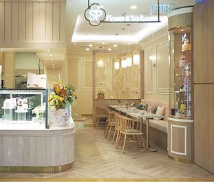 arroxwelab - sp flower & tea room tai ko
