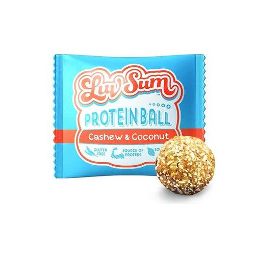 Luv Sum Cashew & Coconut Protein Ball