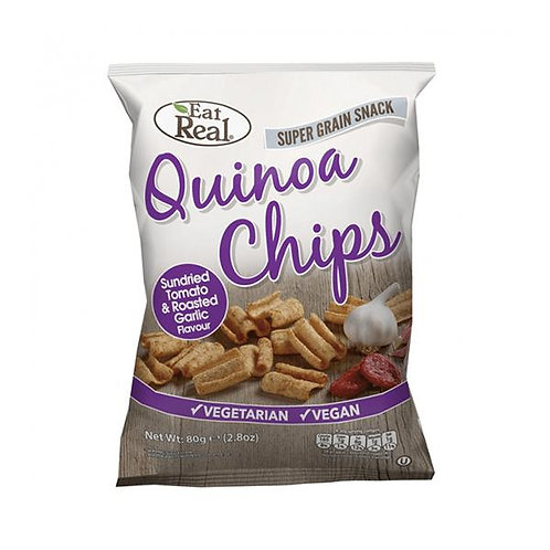 Cofresh Quinoa Chips Tomato & Garlic 80g