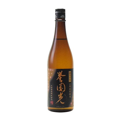 Homare Kokko 'Gold' Tokubetsu Junmai (720ml)