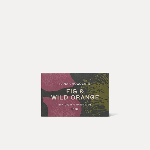 Pana Chocolate - Fig & Orange