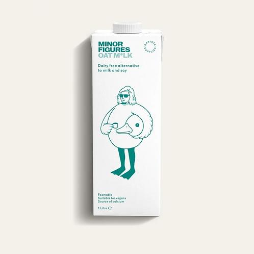 Minor Figures Oat Milk (1L)